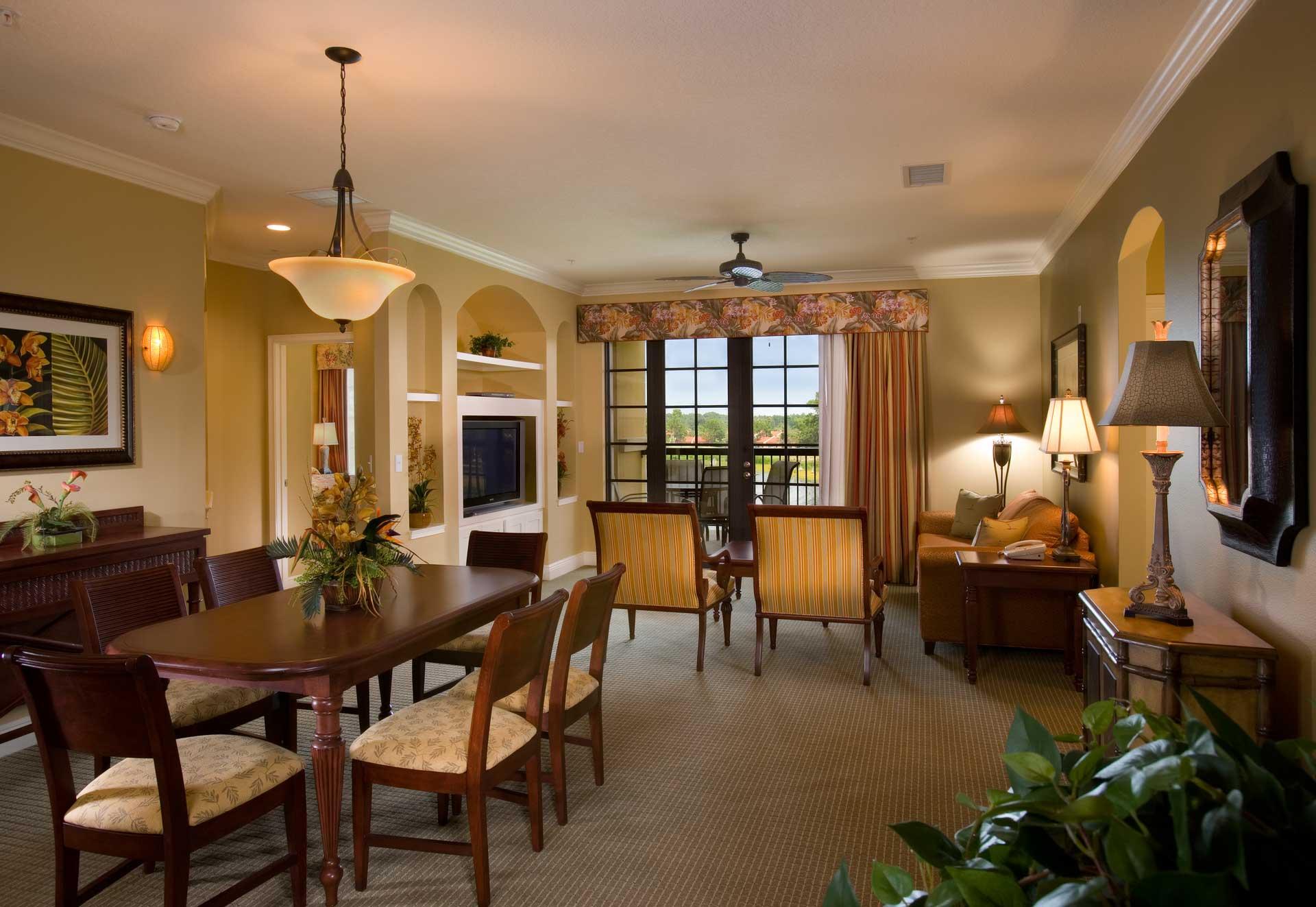 3 Bedroom Suites In Orlando The Berkley Orlando